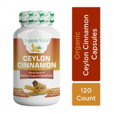 Ceylon Cinnamon Capsules ( New Launch )