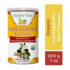 Ashwagandha Root Powder [ Min 6 Months Shelf Life ]