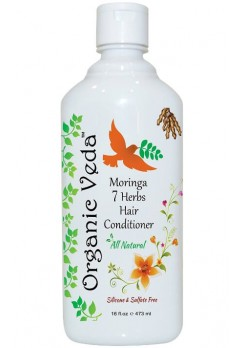 Moringa 7 Herbs Hair Conditioner - 473 ml